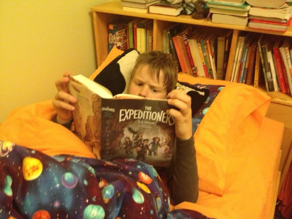 Expeditioners Fan