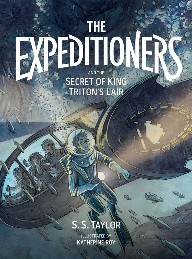 Expeditioners Book Two Cover