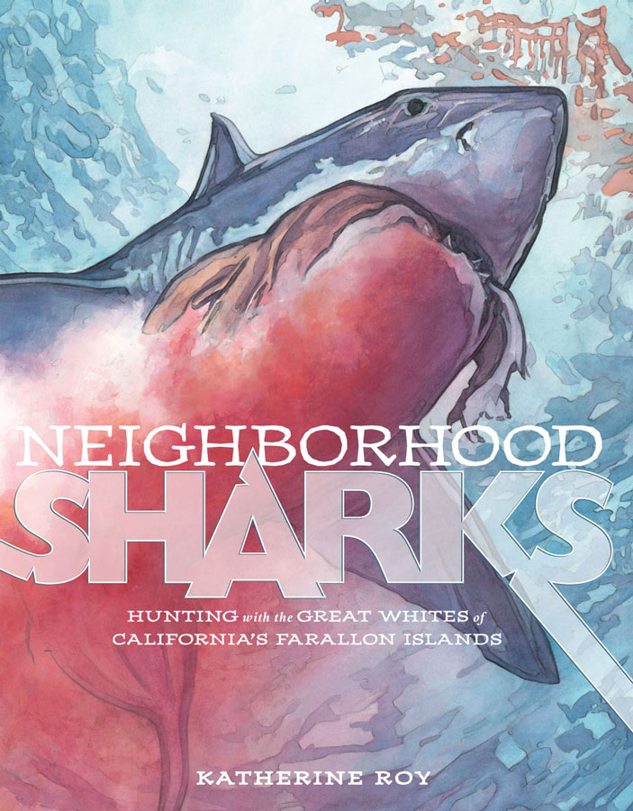 Neighborhood Sharks Cover