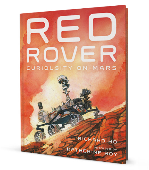 Pre-Order Red Rover!